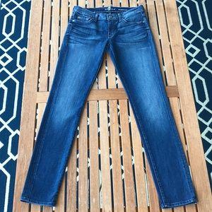 7FAM Roxanne Jeans, Size 28
